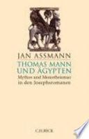 Thomas Mann und   gypten