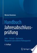 Handbuch Jahresabschlusspr  fung