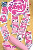 My Little Pony Micro Series 5 Pinkie Pie