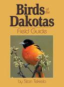 Birds of Dakotas Field Guide