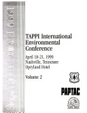 TAPPI International Environmental Conference