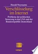 Verschlüsselung im Internet