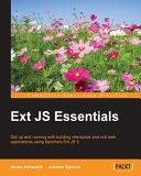 Ext JS Essentials