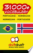 31000+ Portuguese - Norwegian Norwegian - Portuguese Vocabulary