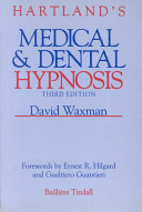 Hartland s Medical   Dental Hypnosis