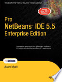 Pro NetBeans IDE 5 5 Enterprise Edition