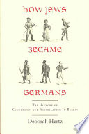 How Jews Became Germans