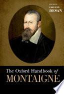 The Oxford Handbook of Montaigne