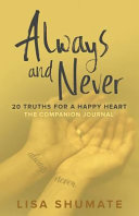 Always And Never The Companion Journal