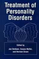 Treatment of Personality Disorders