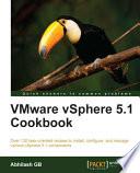 Vmware Vsphere 5 1 Cookbook