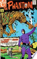 The Phantom 30 - 40 [1969] Charlton Comics
