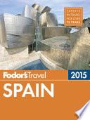 Fodor s Spain 2015