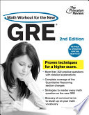 Math Workout for the New GRE  2nd Edition
