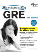 Math Workout for the New GRE, 2nd Edition