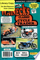 Walneck S Classic Cycle Trader November 1998