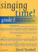 Singing Time Grade 1