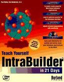Teach Yourself IntraBuilder in 21 Days