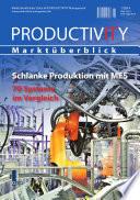 Schlanke Produktion mit MES - 70 Systeme im Vergleich (PRODUCTIVITY Marktüberblick 1/2014)