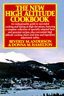 The New High Altitude Cookbook