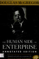 The Human Side Of Enterprise- Annotated Edition