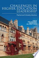 Challenges in Higher Education Leadership