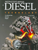 Diesel Technology Instructor s Manual
