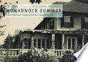 Monadnock Summer