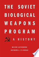 The Soviet Biological Weapons Program