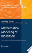 Mathematical Modeling of Biosensors