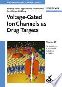 download ebook voltage-gated ion channels as drug targets pdf epub