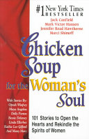 Chicken Soup for the Woman's Soul-book cover