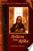 Letters from Rifka Book PDF