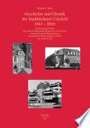 Geschichte und Chronik der Stadtb  cherei Coesfeld 1943     2016