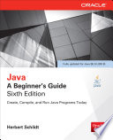 Java  A Beginner s Guide  Sixth Edition