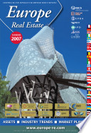 Europe Real Estate Yearbook 2007