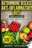 Autoimmune Disease Anti Inflammatory Diet