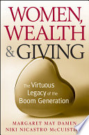 Women  Wealth and Giving