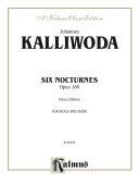 Six Nocturnes, Opus 186