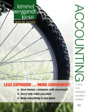 Accounting 5E Binder Ready Version   WileyPlus Registration Card