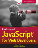 Professional JavaScript for Web Developers 4th Edition