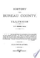 History of Bureau County  Illinois