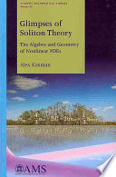 Glimpses of Soliton Theory