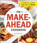 The Make-Ahead Cookbook Book