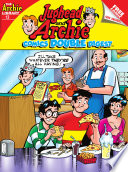 Jughead & Archie Comics Double Digest #13 : purchase: a large statue of an elephant!...