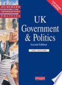 UK Government   Politics