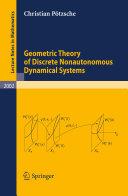 Geometric Theory of Discrete Nonautonomous Dynamical Systems