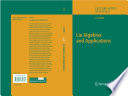 Lie Algebras and Applications