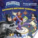 Batman s Birthday Surprise   DC Super Friends