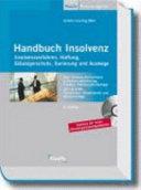 Handbuch Insolvenz